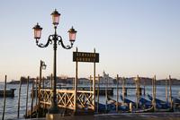 Italy, Venice, Giudecca Island, Redentore Church in background