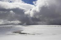 Norway, Laerdal, Mountain scenery