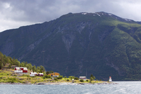 Norway, Fjord Norway, Laerdalsfjord