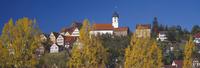 Germany,Baden-W??rttemberg,Schwarzwald,Altensteig,Church