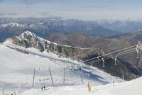 Austria, Hintertux, Ski lift