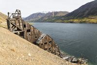 Canada, Venus mine on Windy Arm of Tagish Lake