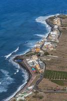 Spain, Gran Canaria, San Felipe, View of Atlantic Coast