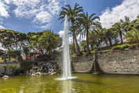 Spain, View of Fountain