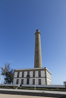 Spain, Gran Canaria, View of lighthouse at El Faro