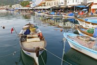 Turkey, View of Foca