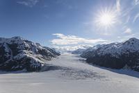 Border region Alaska-British Columbia, Salmon Glacier