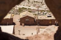 Chile, Atacama Desert, Machuca