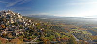 France, View of Gordes