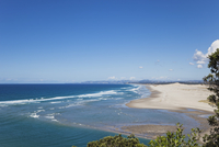 New Zealand, View of Mangawhai Heads