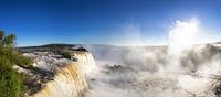 South America, Brazil, Parana, Iguazu National Park, Iguazu Falls
