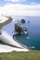 Deception Island, a dormant volcano, South Shetland Islands, South Atlantic, Antarctica, Polar Regions