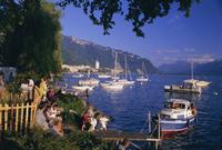 Montreux, Lake Geneva (Lac Leman), Switzerland, Europe