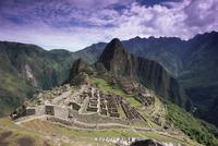 Ruins of Inca city in morning light, Machu Picchu, UNESCO World Heritage Site, Urubamba Province, Peru, South America