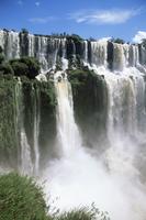 Iguassu Falls, Iguazu National Park, UNESCO World Heritage Site, Argentina, South America