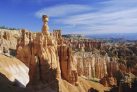 Thor's Hammer from the Navajo Loop Trail, Bryce Canyon National Park, Utah, United States of America