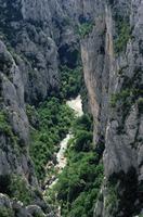 Grand Canyon of the Verdon River, Alpes-de-Haute-Provence, Provence, France, Europe