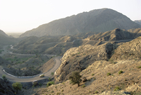 Early morning, the Khyber Pass, North West Frontier Province, Pakistan, Asia