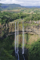 Chamarel Waterfalls, Mauritius, Indian Ocean