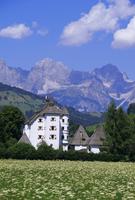 Munichau Castle, near Kitzbuhel, Tirol (Tyrol), Austria, Europe