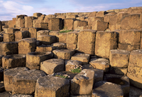 The Giants Causeway, UNESCO World Heritage Site, Co. Antrim, Ulster, Northern Ireland, United Kingdom, Europe