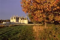 Chateau of Chambord, UNESCO World Heritage Site, Loir et Cher, Region de la Loire, Loire Valley, France, Europe