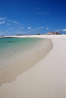Natural swimming pool and beach near El Cotillo, Fuerteventura, Canary Islands, Spain, Atlantic, Europe 20025349880| 写真素材・ストックフォト・画像・イラスト素材|アマナイメージズ