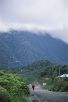 Chaiten, Camino Austral, southern Chile, Chile, South America 20025350778| 写真素材・ストックフォト・画像・イラスト素材|アマナイメージズ