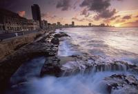 The Malecon, Havana, Cuba, West Indies, Central America