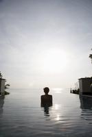 Thai woman, Trisara Resort, Phuket, Thailand, Southeast Asia, Asia 20025351659| 写真素材・ストックフォト・画像・イラスト素材|アマナイメージズ