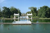 Shalimar Gardens, UNESCO World Heritage Site, Lahore, Pakistan, Asia