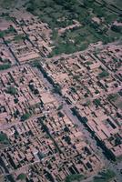 Aerial view of Sibi, Baluchistan, Pakistan, Asia 20025352198  写真素材・ストックフォト・画像・イラスト素材 アマナイメージズ