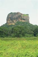Rock, Sigiriya, UNESCO World Heritage Site, Sri Lanka, Asia