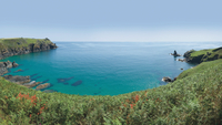 The Lizard Point, southernmost tip of land in England, Cornwall, England, United Kingdom, Europe