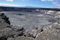 Halemaumau crater, Big Island, Hawaii, Hawaiian Islands, United States of America, Pacific, North America
