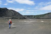 Kilaueau Iki Crater hike, Big Island, Hawaii, Hawaiian Islands, United States of America, Pacific, North America 20025356264| 写真素材・ストックフォト・画像・イラスト素材|アマナイメージズ