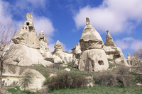 Valley of Goreme, UNESCO World Heritage Site, central Cappadocia, Anatolia, Turkey, Asia Minor, Asia 20025357896| 写真素材・ストックフォト・画像・イラスト素材|アマナイメージズ