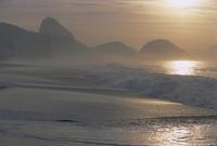 Copacabana Beach,Rio de Janeiro,Brazil,South America 20025358227  写真素材・ストックフォト・画像・イラスト素材 アマナイメージズ