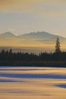 Snow field,Canada
