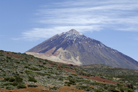 Mount Teide (Pico de Teide), Teide National Park, Tenerife, Canary Islands, Spain, Atlantic, Europe 20025358898| 写真素材・ストックフォト・画像・イラスト素材|アマナイメージズ