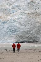 Pia Glacier, Beagle Channel, Darwin National Park, Tierra del Fuego, Patagonia, Chile, South America 20025358994| 写真素材・ストックフォト・画像・イラスト素材|アマナイメージズ