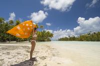 Blue Lagoon, Rangiroa, Tuamotu Archipelago, French Polynesia, Pacific Islands, Pacific 20025359055| 写真素材・ストックフォト・画像・イラスト素材|アマナイメージズ