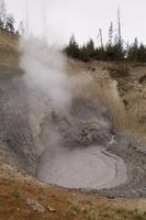 Mud Volcano Area, Yellowstone National Park, UNESCO World Heritage Site, Wyoming, United States of America, North America 20025359254| 写真素材・ストックフォト・画像・イラスト素材|アマナイメージズ