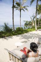 Trisara Resort, Phuket, Thailand, Southeast Asia, Asia 20025360436| 写真素材・ストックフォト・画像・イラスト素材|アマナイメージズ