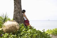 Trisara Resort, Phuket, Thailand, Southeast Asia, Asia 20025360437| 写真素材・ストックフォト・画像・イラスト素材|アマナイメージズ