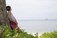 Trisara Resort, Phuket, Thailand, Southeast Asia, Asia 20025360438| 写真素材・ストックフォト・画像・イラスト素材|アマナイメージズ