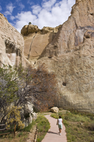 El Morro National Monument, New Mexico, United States of America, North America