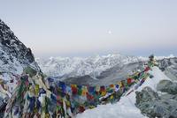 Cho La Pass, Solu Khumbu Everest Region, Sagarmatha National Park, Himalayas, Nepal, Asia 20025362305| 写真素材・ストックフォト・画像・イラスト素材|アマナイメージズ