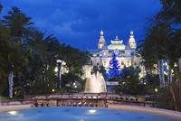 Monte Carlo Casino, Monte Carlo, Principality of Monaco, Cote d'Azur, Europe 20025362357| 写真素材・ストックフォト・画像・イラスト素材|アマナイメージズ