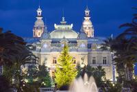 Monte Carlo Casino, Monte Carlo, Principality of Monaco, Cote d'Azur, Europe 20025362367| 写真素材・ストックフォト・画像・イラスト素材|アマナイメージズ